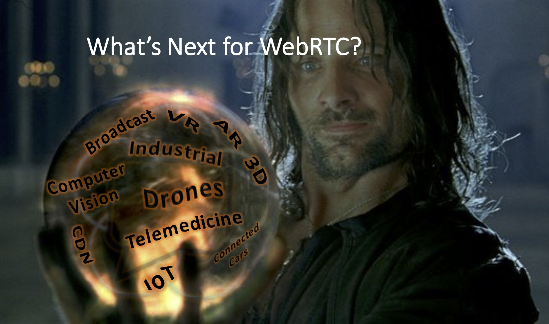 What's Next for WebRTC?
