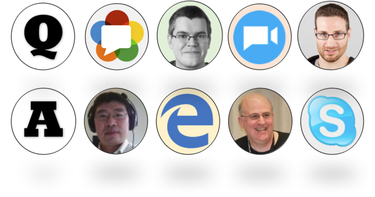 webrtcHacks - Sharpening the Edge – extended Q&A with Microsoft for RTC devs