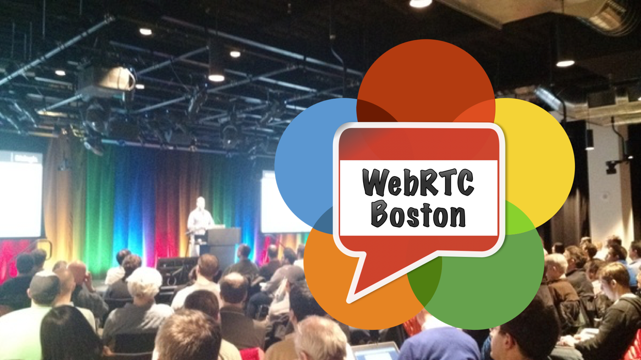 webrtcHacks - WebRTC Boston Meetup #4