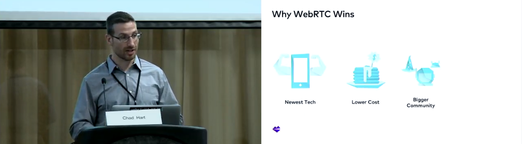 IIT-RTC 2017: WebRTC Won - Now What