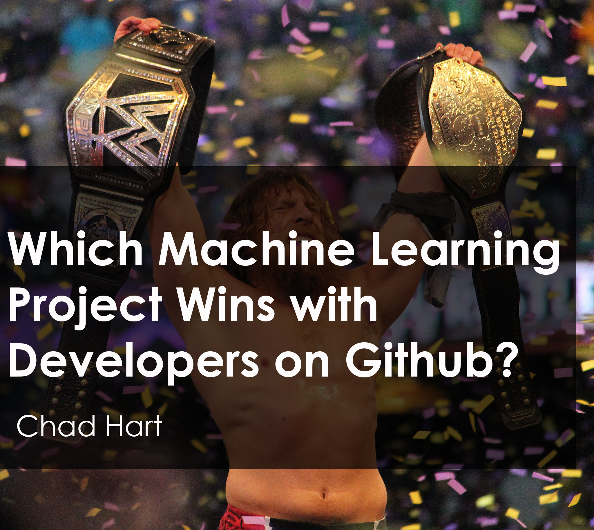 cogint.ai - Which Machine Learning Project Wins with Developers on Github?