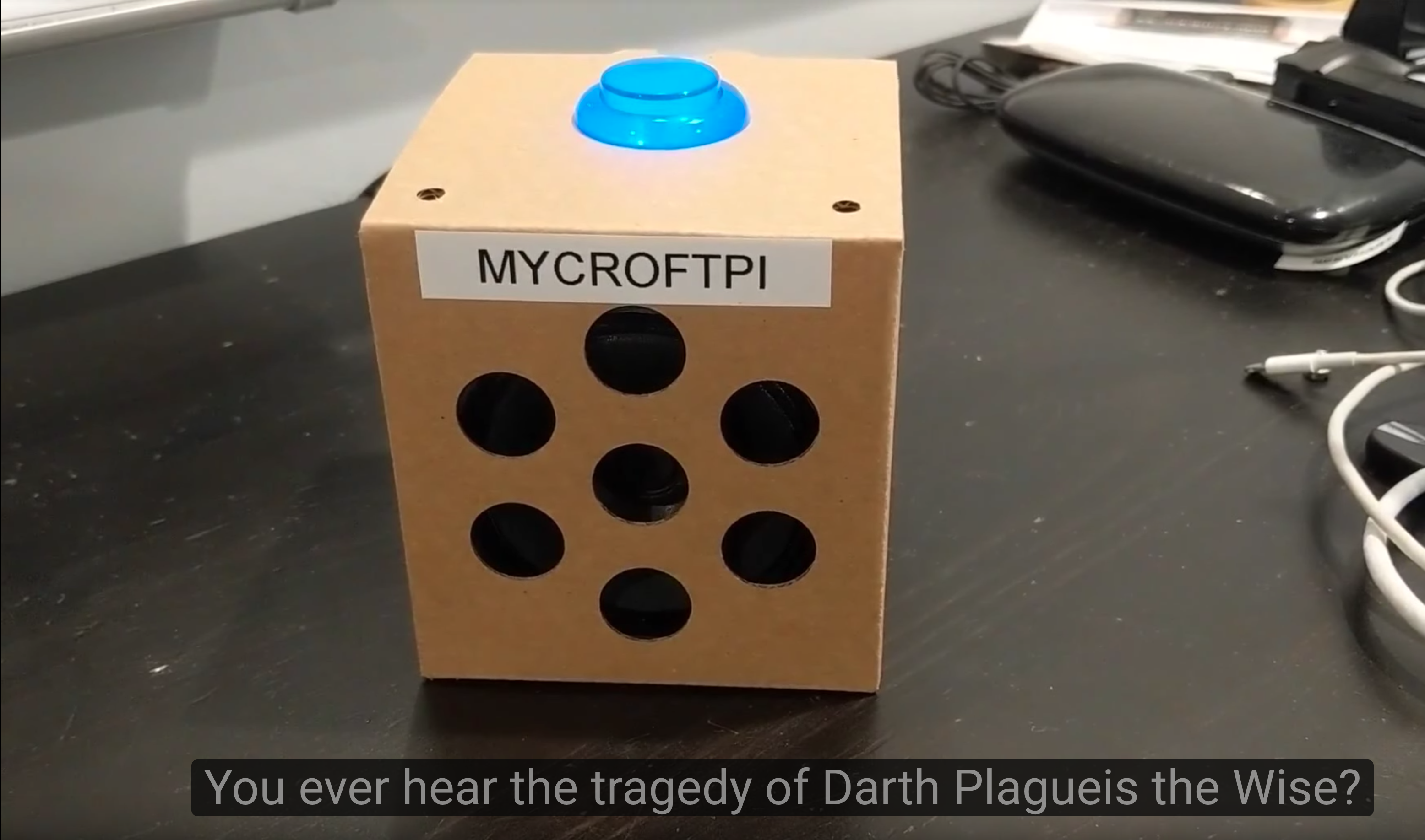 Making a Skill for Mycroft - the open source voice assistant