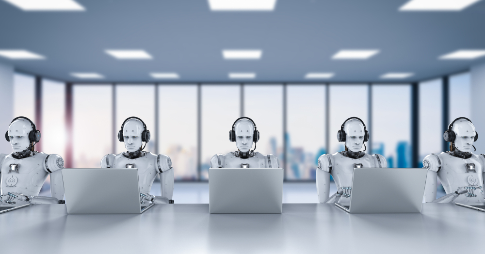 cogint.ai - When will Voice AI Replace the Call Center Voice Channel?
